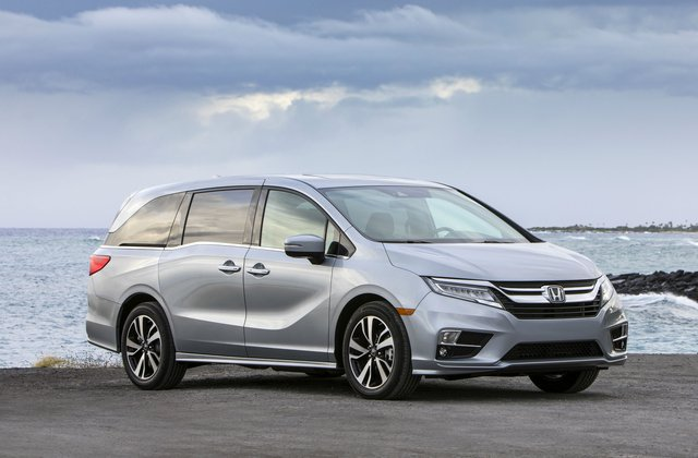 Honda vehicle easily